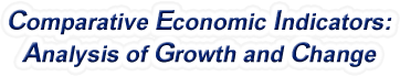 Rhode Island - Comparative Economic Indicators: Analysis of Growth and Change, 1969-2016
