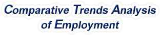 Rhode Island - Comparative Trends Analysis of Total Employment, 1969-2019